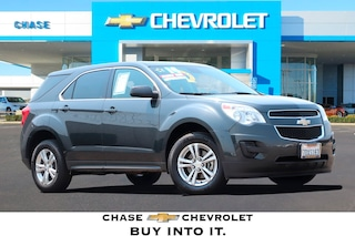 Used 2014 Chevrolet Equinox LS SUV 2GNALAEK5E1142908 for Sale in Stockton, CA at Chase Chevrolet