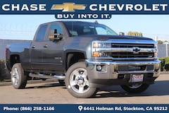 New 2019 Chevrolet Silverado 2500HD LT Truck Double Cab 2GC2KSEG7K1152322 for Sale in Stockton, CA at Chase Chevrolet