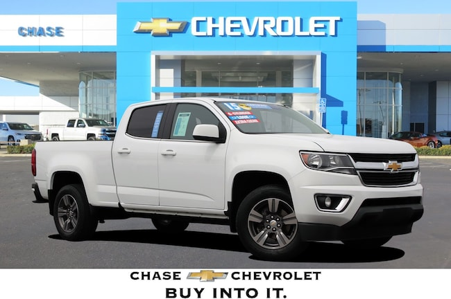 Certified Used 2015 Chevrolet Colorado For Sale In Stockton Ca