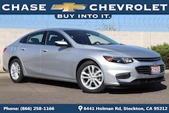 New 2018 Chevrolet Malibu Hybrid Base Sedan 1G1ZF5SU5JF201015 in Stockton, CA