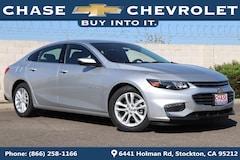 New 2018 Chevrolet Malibu Hybrid Base Sedan 1G1ZF5SU5JF201015 for Sale in Stockton, CA at Chase Chevrolet