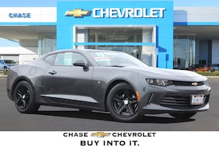 Used 2017 Chevrolet Camaro 1LT Coupe 1G1FB1RS1H0204065 for Sale in Stockton, CA at Chase Chevrolet