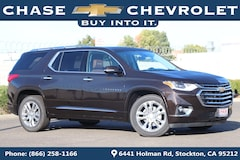 New 2019 Chevrolet Traverse High Country SUV 1GNEVJKW7KJ143692 in Stockton, CA