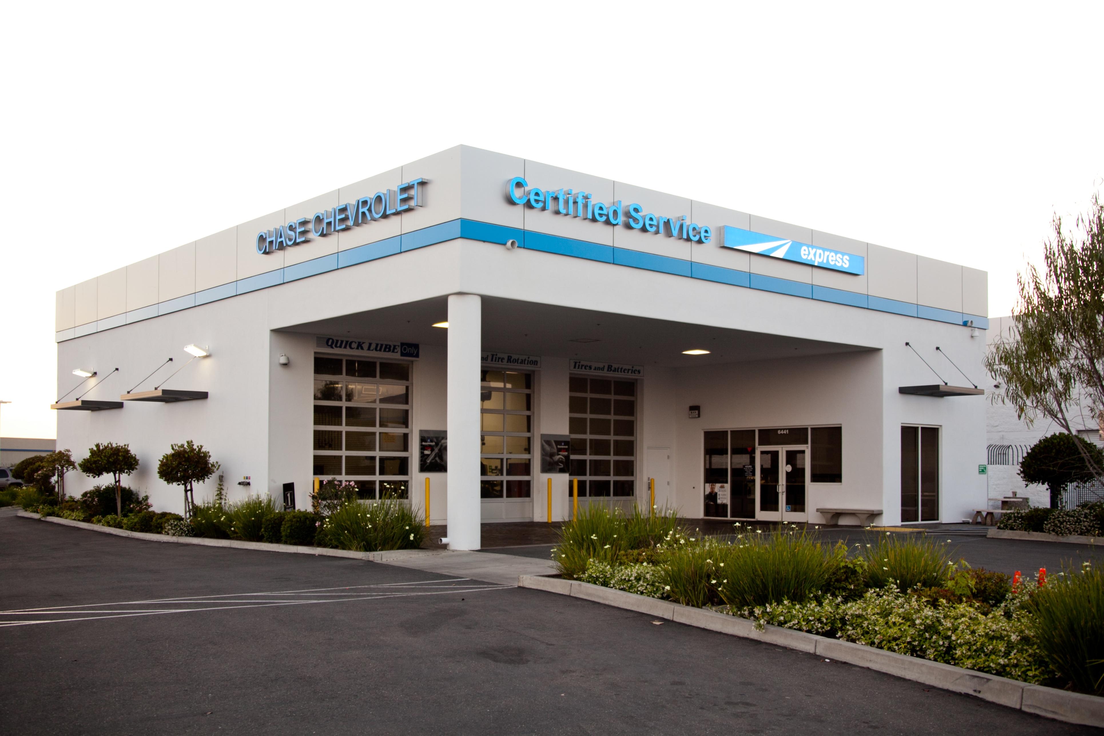 Chevy Service Car Repair In Stockton CA Chase Chevrolet Auto - Chevrolet dealer com