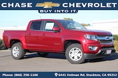 New 2019 Chevrolet Colorado LT Truck Crew Cab 1GCGSCEN6K1134054 in Stockton, CA