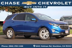 New 2019 Chevrolet Equinox LT w/2LT SUV 3GNAXLEX3KS523989 for Sale in Stockton, CA at Chase Chevrolet