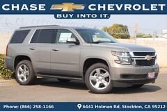 New 2019 Chevrolet Tahoe LT SUV 1GNSKBKC7KR112807 for Sale in Stockton, CA at Chase Chevrolet