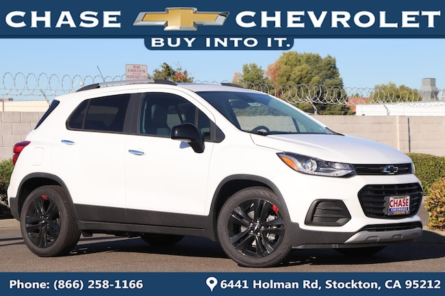New 2019 Chevrolet Trax For Sale In Stockton Ca Near Modesto