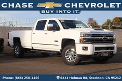 New 2019 Chevrolet Silverado 3500HD High Country Truck Crew Cab 1GC4KYEY2KF180221 for Sale in Stockton, CA at Chase Chevrolet