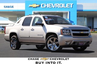 Used 2011 Chevrolet Avalanche LT1 Truck Crew Cab 3GNTKFE36BG168227 for Sale in Stockton, CA at Chase Chevrolet