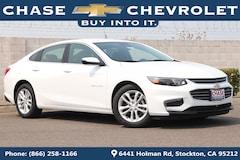 New 2018 Chevrolet Malibu LT Sedan 1G1ZD5ST0JF268294 for Sale in Stockton, CA at Chase Chevrolet