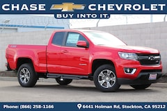 2018 Chevrolet Colorado Z71 Truck Extended Cab for Sale in Stockton, CA at Chase Chevrolet