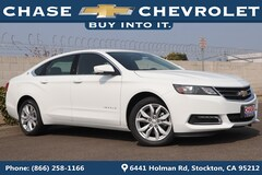 New 2019 Chevrolet Impala LT w/1LT Sedan 2G11Z5S31K9103010 in Stockton, CA