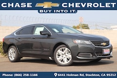 New 2019 Chevrolet Impala LS w/1LS Sedan 2G11Y5S31K9102717 in Stockton, CA