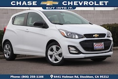 New 2019 Chevrolet Sonic LT Auto w/1SD Hatchback 1G1JD6SB5K4114588 for Sale in Stockton, CA at Chase Chevrolet