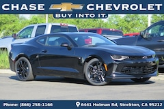 New 2018 Chevrolet Camaro for sale in Stockton, CA