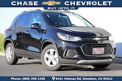 New 2019 Chevrolet Trax LT SUV KL7CJLSB9KB821628 for Sale in Stockton, CA at Chase Chevrolet
