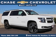 New 2018 Chevrolet Suburban Premier SUV 1GNSCJKC3JR324240 in Stockton, CA