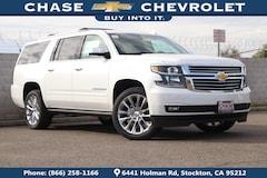 New 2019 Chevrolet Suburban Premier SUV 1GNSKJKJ3KR250336 for Sale in Stockton, CA at Chase Chevrolet