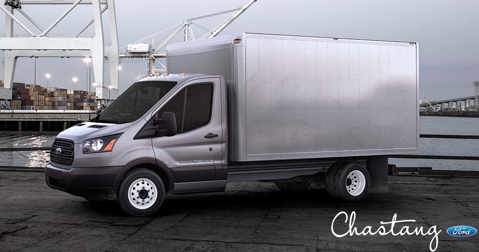 034b4f3e62 Box   Cargo Van Dealership · Chastang Ford