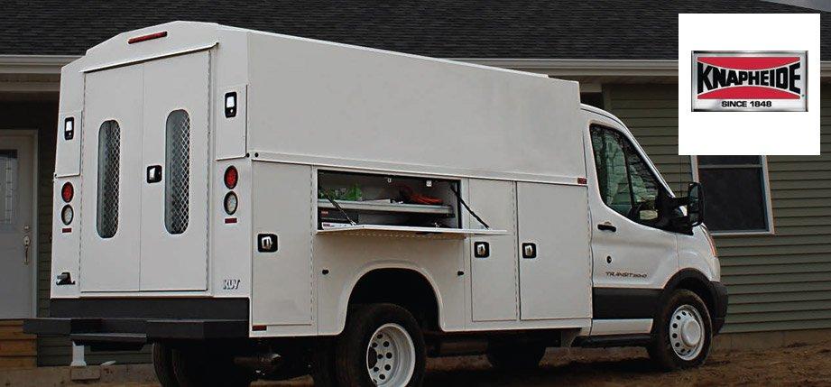 Ford Dealership Houston >> Knapheide KUV Truck Dealer in Houston | Chastang Ford