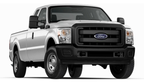 Ford F-250 Stock Image