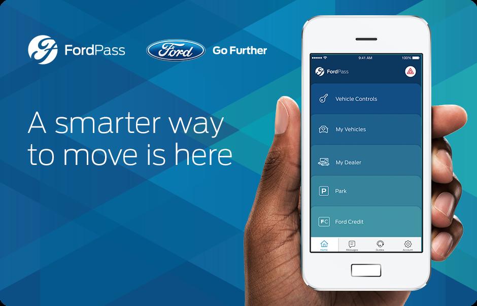 FordPass Banner