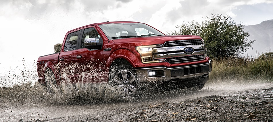 2018 Ford F-150 Available Now in Houston