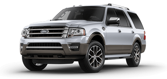 Ford Expedition King Ranch White Platinum Photo