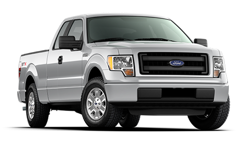 Ford F-150 Stock Image