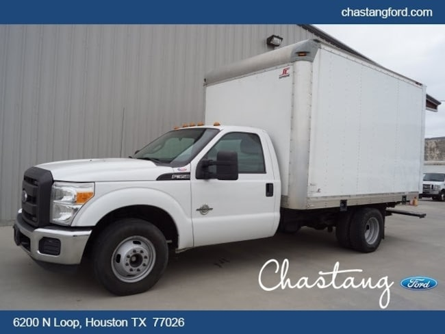 2016 Ford F-350 Chassis XL Truck Regular Cab