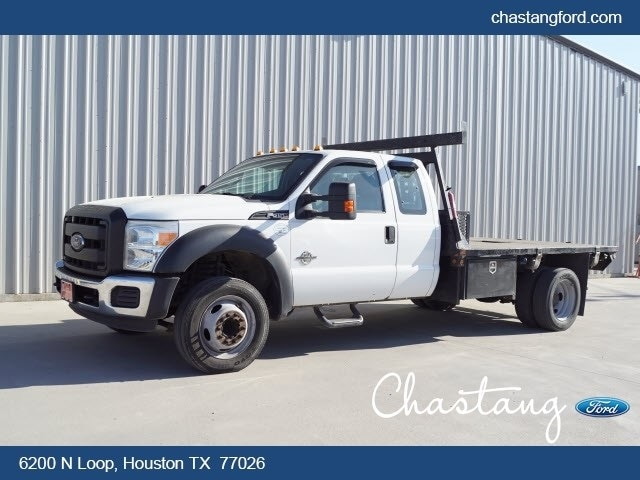 2015 Ford F-450 Chassis XL Truck Super Cab