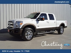 2016 Ford F-350 King Ranch Truck Crew Cab
