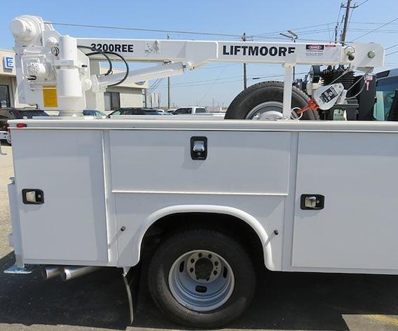 Custom Ford Truck Beds | Ford Work Truck Dealership Houston TX