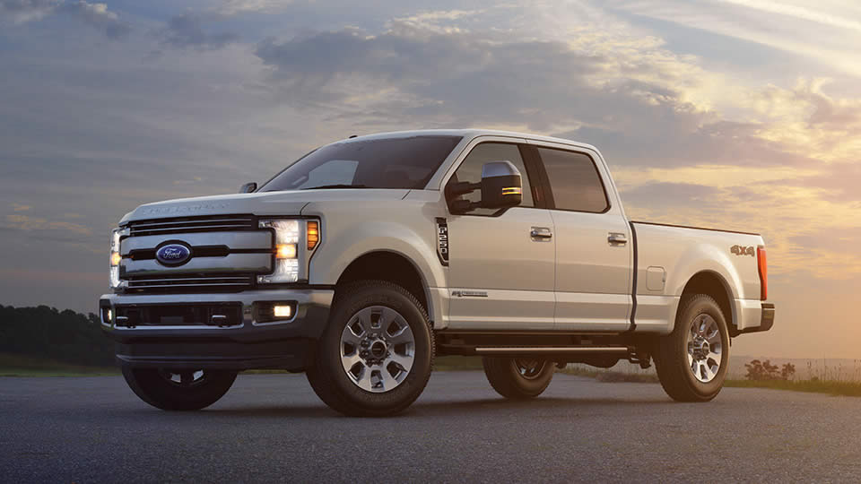 Photo: 2017 Ford F-250 Super Duty Crew Cab 4x4