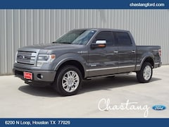 2014 Ford F-150 Platinum Truck SuperCrew Cab