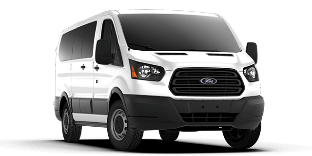 Photo: Ford Transit 150 XL