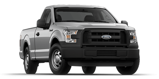 Photo: 2017 Ford F-150 XL Reg Cab 2WD