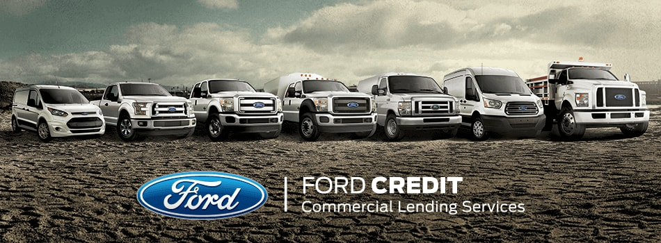 Commercial Ford Super Duty Trucks & Finance Options