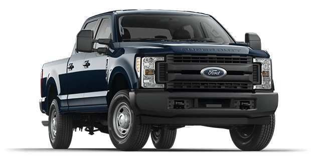 Photo: 2017 Ford F-250 XL, Crew Cab 2WD