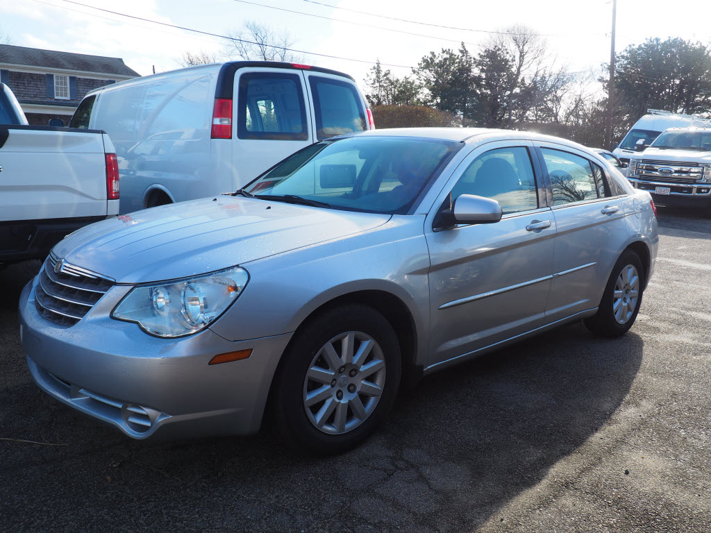 2007 Chrysler Sebring Base Sedan