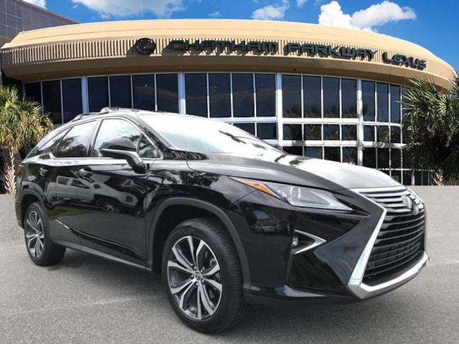 2018 LEXUS RX SUV