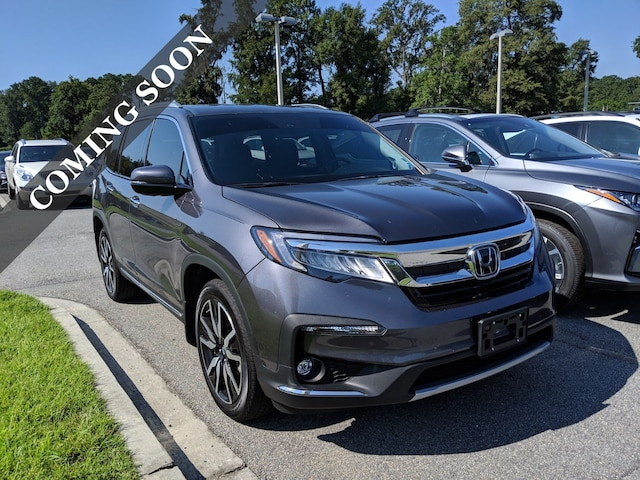 Used 2019 Honda Pilot For Sale at Chatham Parkway Lexus