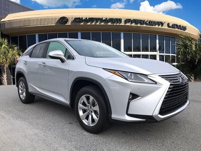 2019 LEXUS RX SUV