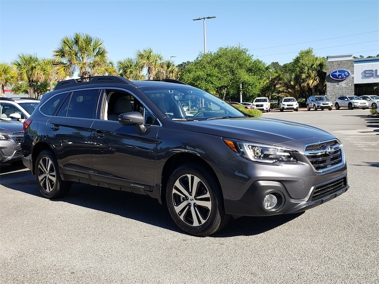 New 2019 Subaru Outback 2.5i Limited SUV in Savannah, GA