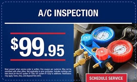 A/C Inspection