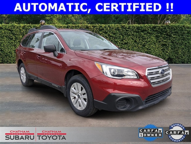 Used 2017 Subaru Outback 2.5i SUV in Savannah, GA