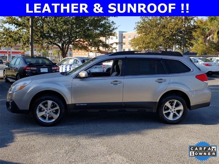 Used 2014 Subaru Outback 2.5i SUV in Savannah, GA