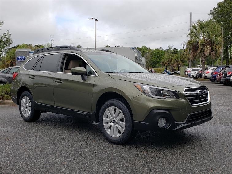 New 2019 Subaru Outback 2.5i Premium SUV in Savannah, GA