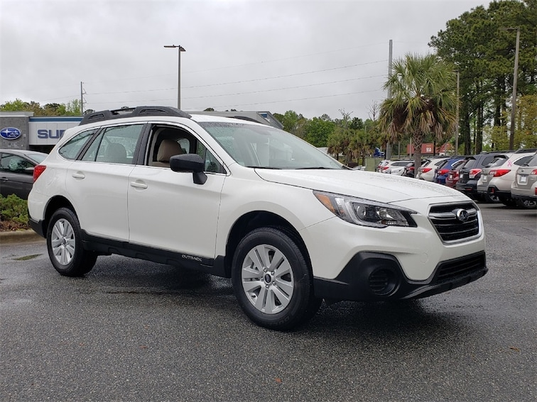 New 2019 Subaru Outback 2.5i SUV in Savannah, GA